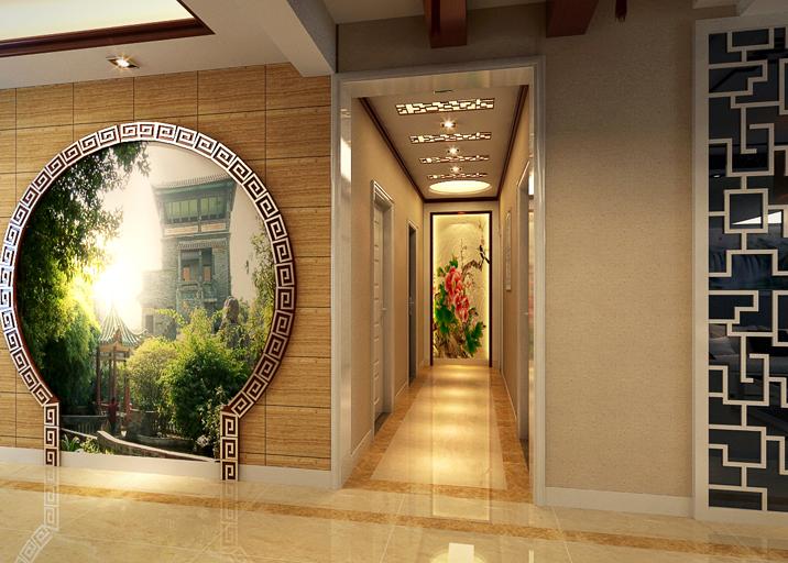 新中式风格 三居 婚房装修 其他图片来自实创装饰上海公司在新中式婚房装修温馨大气不老气的分享
