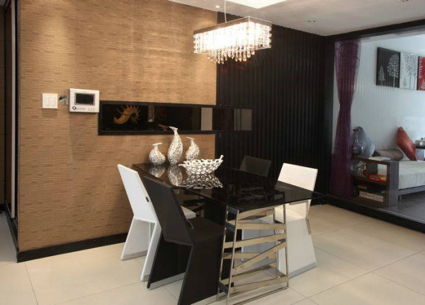 中海龙湾半岛 130平米 混搭风格 三室