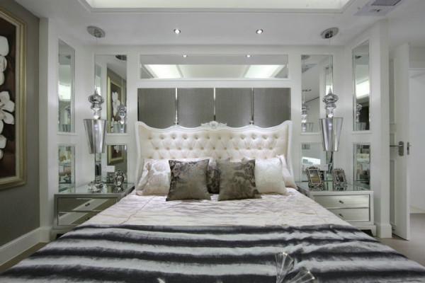 橡树林 110平米 现代欧式三室
