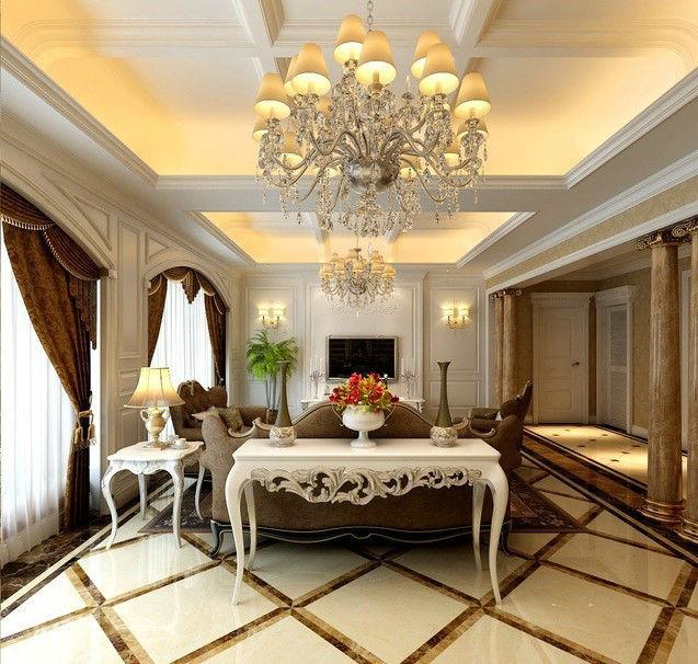 南山美树 180平米 古典欧式 复式 卧室图片来自cdxblzs在南山美树 180平米 古典欧式 复式的分享