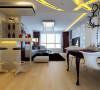 89平米现代唯美新房