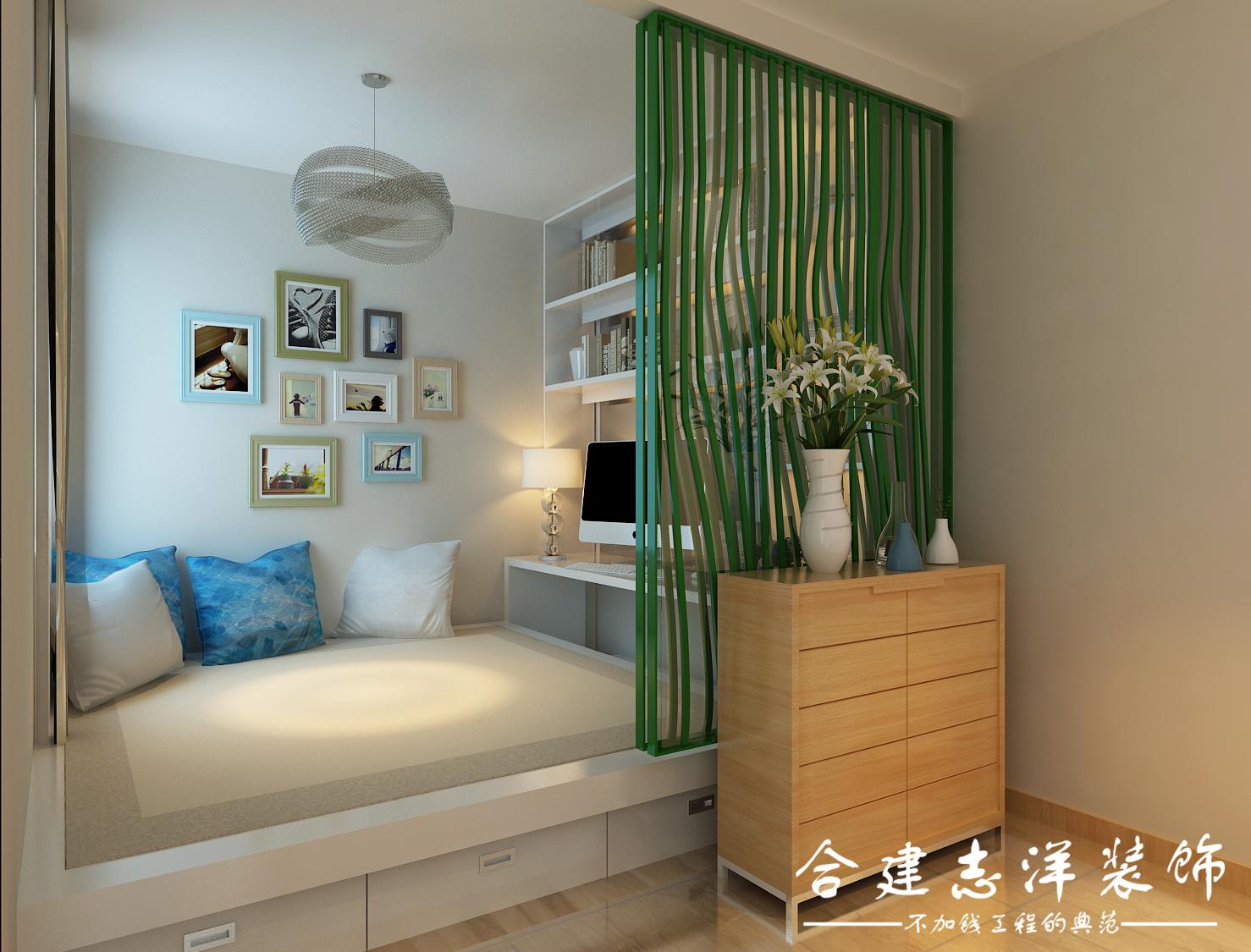 二居 简约 客厅图片来自贾凤娇在北京合建装饰建邦华庭89平的分享
