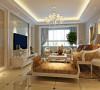 古典欧式风格兼备豪华、优雅、和谐、舒适、浪漫的特点,受到了越来越多人的喜爱。但是纯正的古典欧式风格适用于大空间,在中等或较小的空间里就容易给人造成一种压抑的感觉。