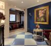 美式风格别墅装修完工实景展示
