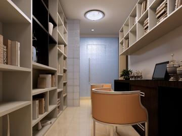 二居室简欧风格装修设计