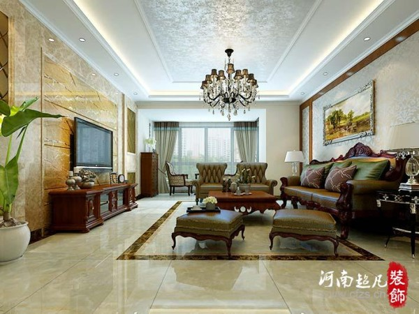 其整个美式家具的表现上成熟、稳重拥有它自己的历史韵味。