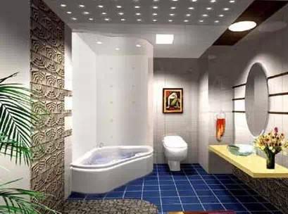 超具现代感的浴室装修,吸引你没商量,这样的爱家你会喜欢吗?
