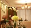 川豪装饰新中式三居室装修设计
