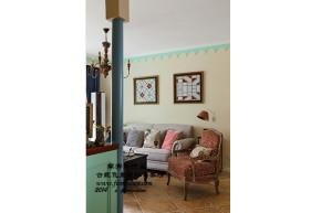 混搭 二居 白领 收纳 旧房改造 80后 小资 小清新 玄关图片来自合肥飞墨李秀玲设计在薄荷小院的分享
