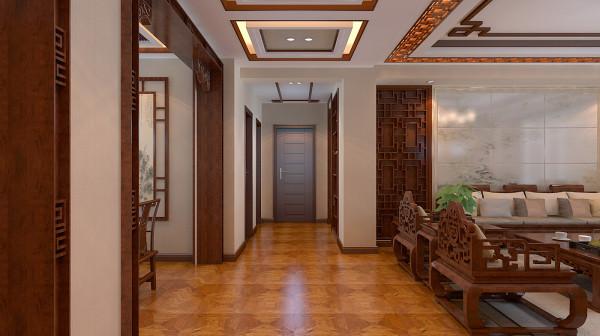 用一种全新的设计方式赋予中式风格少有的活泼与动感。