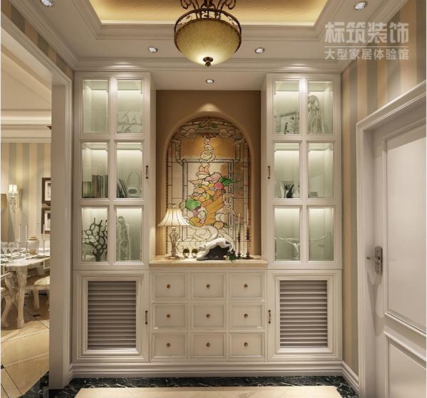 现代 简欧 标筑 设计 卫生间图片来自四川标筑装饰公司在橡树湾-现代简欧的分享