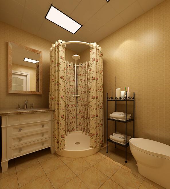 在卫生间设计装修中,选择不同的色彩也就在一定程度上决定了卫生间的装修风格