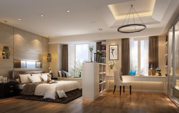 龙城国际 120平米 现代欧式 三室