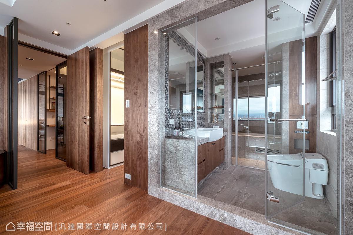 卫生间图片来自幸福空间在爱上139平亚得里亚海的优雅风情的分享