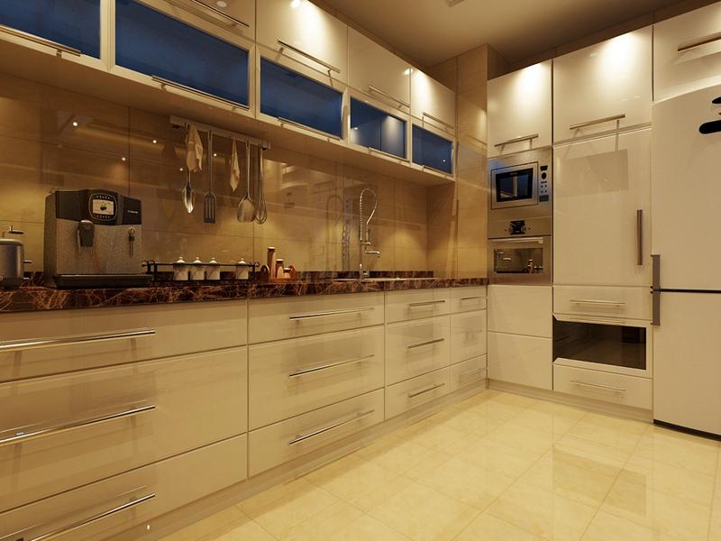 三居 港式 厨房图片来自沈阳新饰家装饰在丽湾尚品160平米 幸福从现在开始的分享
