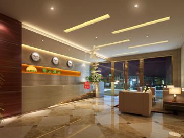 遂宁橙天酒店设计案例