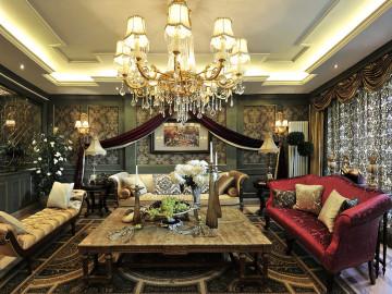 棕榈滩中央别墅法式风格