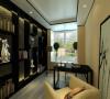 新中式风格温馨大气三居室装修