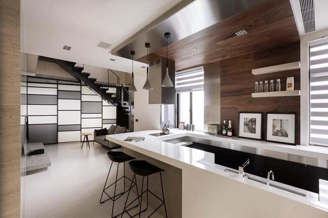 简约 欧式 田园 混搭 二居 三居 别墅 收纳 旧房改造 厨房图片来自周楠在loft理念渐入人心 简单而不简的分享