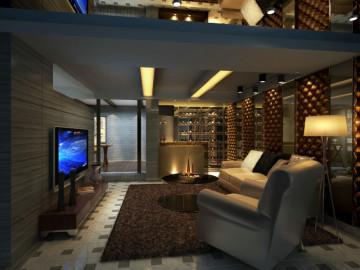 翡翠城私宅 270平米 现代欧式