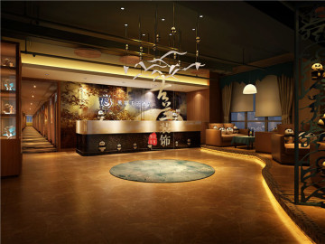 成都米瑞熊猫酒店设计案例