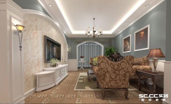电视背景墙设计: 白色调时尚温馨不突兀,客厅的白色墙面与白色地毯散发出的是淡雅清新的现代简欧味道,时尚的白色调沙发与装饰品的摆放,让整个客厅营造出时尚、高贵、轻松、愉悦的视觉感空间
