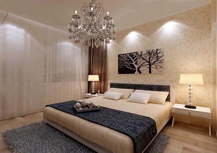 二居 卧室图片来自百家装饰小王在丽锦城89平的分享