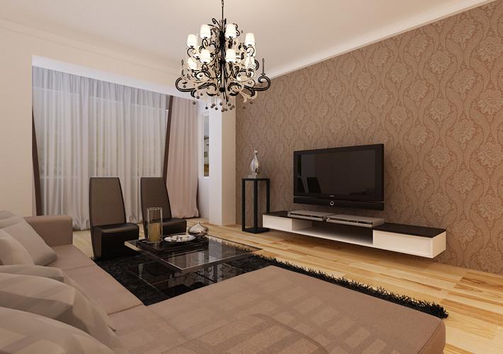 二居 客厅图片来自百家装饰小王在丽锦城89平的分享