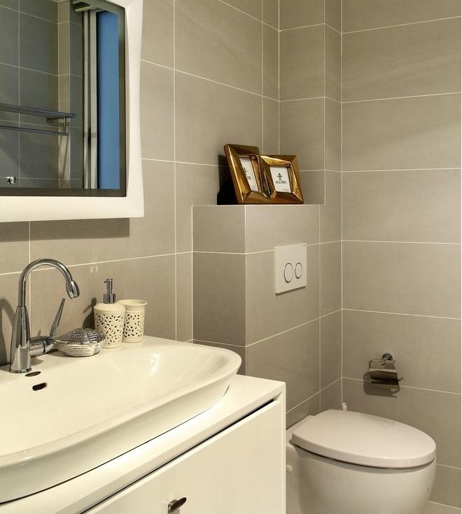 卫生间图片来自超凡装饰邓赛威在正商蓝海港湾130平装修设计的分享
