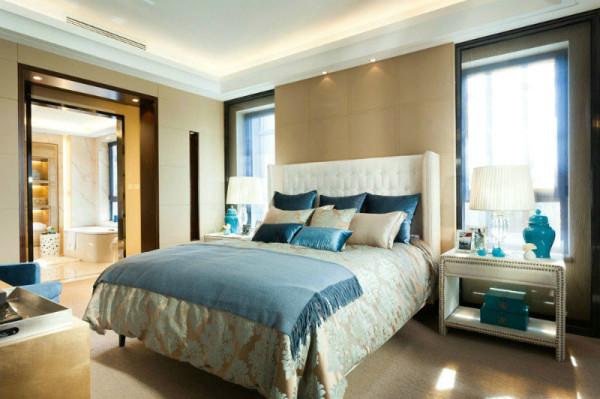 神仙树大院 130平米 新古典风格 四室