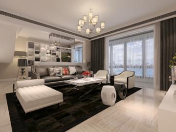 玖号公寓127平米顶楼复式