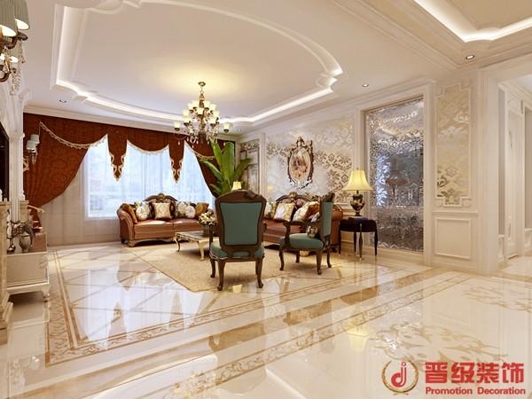 楼盘名称:中海明珠 装修热线:18640093712 装修风格: 欧式 装修造价:15.00万元 装修方式:半包 房屋户型:别墅 建筑面积:220.0m2
