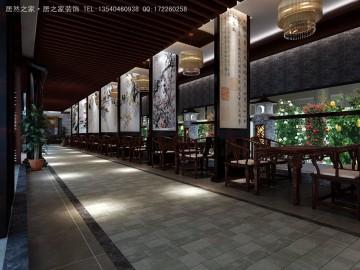 成都茶楼-中式风格