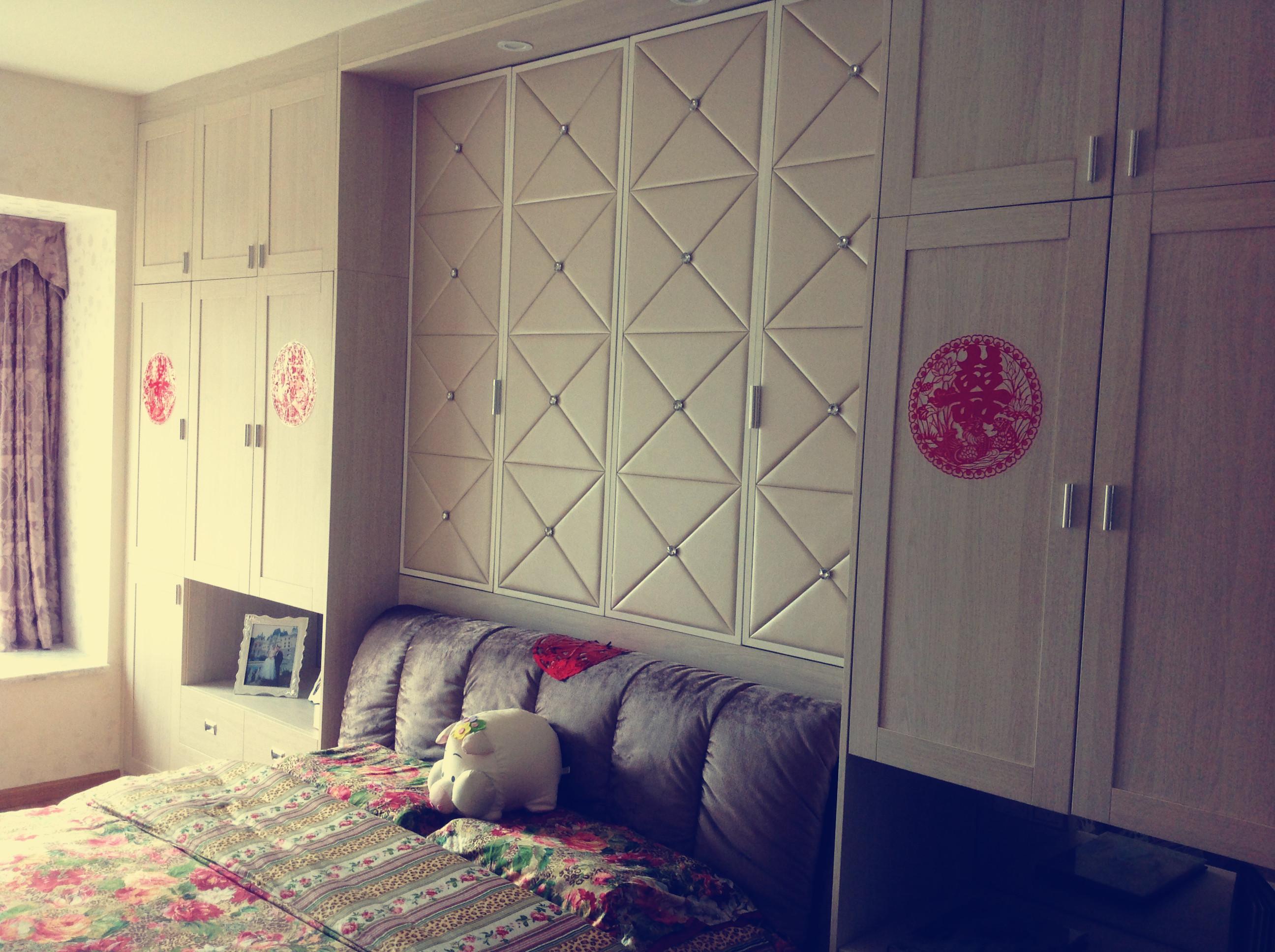 半包 简欧 三居 卧室图片来自国安居装饰在适合自已的就是最温暖的家.的分享