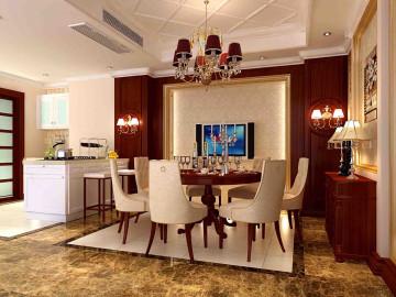 欧式休闲别墅设计与装修丨带手绘