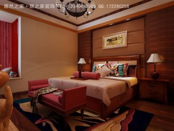 南湖国际-中式风格