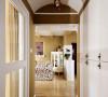 浦江瑞和城两居室美式田园风格
