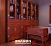 复地东山国际别墅209㎡中式装修