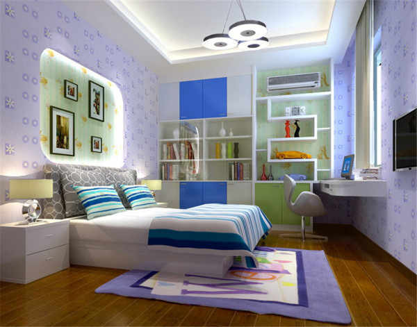 家居设计已从满足功能上升到表达自我,传递生活方式的新境界,给业主创造一个简约、时尚、舒适的环境。设计中打破了超现代设计的观念。