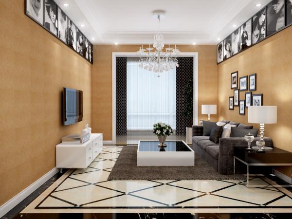 空间的稳重大气,时尚简约契合了现代人对瓷砖的审美要求,产品铺贴空间效果庄重典雅,高贵大方。能够营造各种家具风格,迎合都市精英对高品质生活的极致追求。