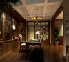 三利宅院 330平米 混搭风格 别墅