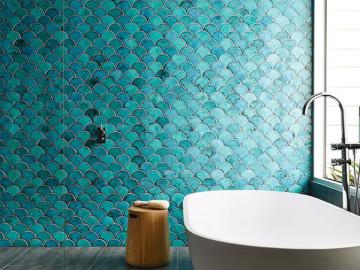 2015年国外十大流行浴室瓷砖
