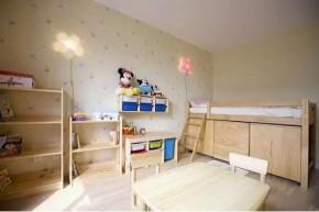 简约 田园 地中海 三居 收纳 白领 旧房改造 80后 小资 儿童房图片来自高度国际装饰宋增会在140平 地中海田园混搭美居的分享