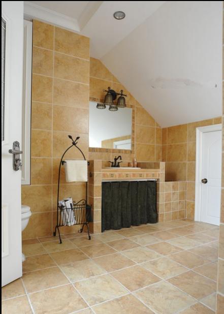 卫生间图片来自超凡装饰邓赛威在怡丰森林湖260平混搭风格的分享