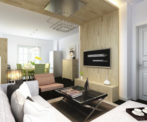 该户型新美好里两室一厅一厨一卫80㎡。方正、明亮,适于设计。我的设计风格是简约风格。
