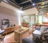 家具选购及配置是设计中重要的一环,禾境设计团队为屋主搭配IKEA家具,价格亲切宜人,也能营造出北欧风的生活感。