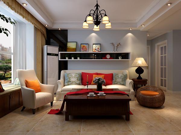 客厅背景墙设计效果展示