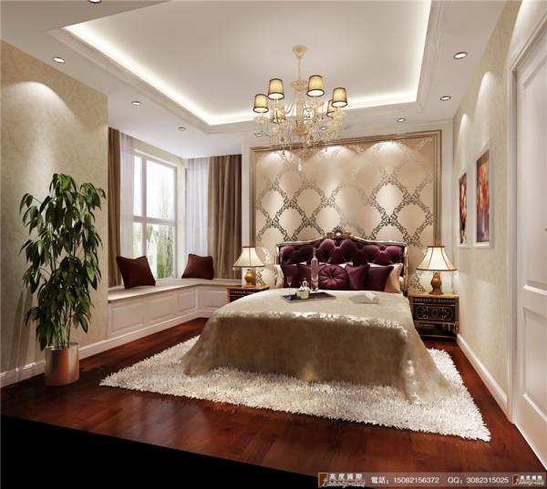 中环岛餐厅卧室细节效果图----成都高度国际装饰