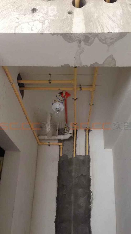 欧式 三居 装修 水电 其他图片来自南京实创装饰夏雨荷在威尼斯水城水电验收的分享