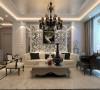 154平米后现代家装设计